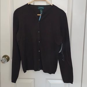 New Ralph Lauren Sweater